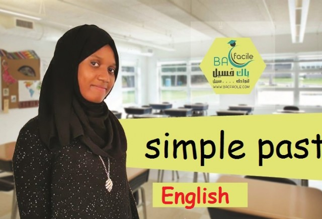 ( simple past : regular and irregular verbs ( all forms